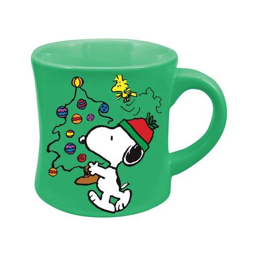 Peanuts Peace On Earth 12 Oz Mug