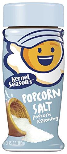 Kernel Season's Popcorn Salt, 3.75 Ounce Shakers (Pack of 6)