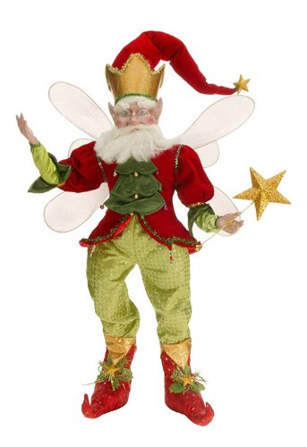 Mark Roberts Collectible Christmas Wishes Fairy – Large 20″ #51-27872