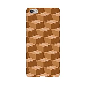 Skintice Designer Back Cover with direct 3D sublimation printing for Apple iphone 6S Plus