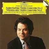 ヴィエニャフスキ:ヴァイオリン協奏曲第2番、他
