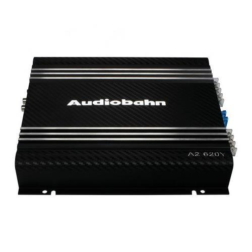 NEW AUDIOBAHN A2.620Y 2 - CAHNNEL 1500 WATTS MOSFET AMPLIFIER ***FREE AUDIOBAHN CD W/ EVERY PURCHASE!!*** by AudioBahn
