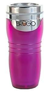 Brugo Travel Mug Purple