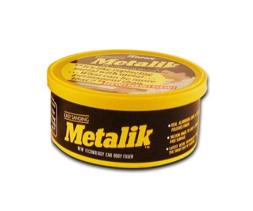 UPol MET/S 250ml Metalik Body Filler Tin