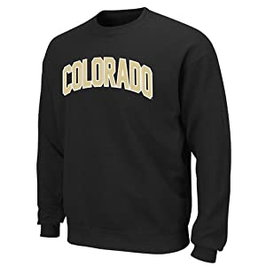 Colorado Buffaloes Champion Squad Long-Sleeve Sweatshirt by Section 101 by Majestic