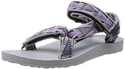 Teva Women\'s Original Universal Sandal, Mosaic Pink, 9 M US