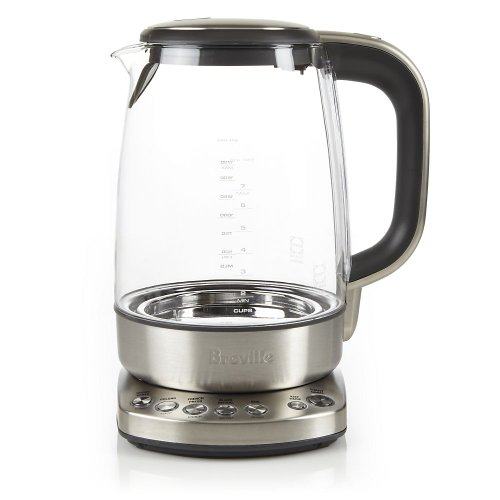 Cheapest Price! Teavana Breville Glass Variable Temp. Kettle