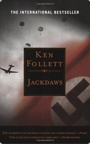 Jackdaws, Ken Follett
