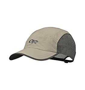 Outdoor Research Swift Cap Khaki / Dark Grey OSFA 2-Pack