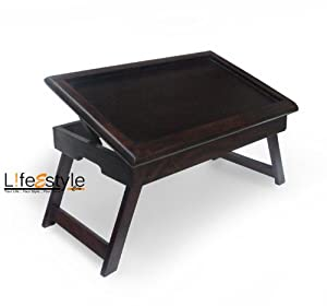 Folding Study Table Images : Folding Break fast table/laptop table/Study table: Amazon.in: Home ...