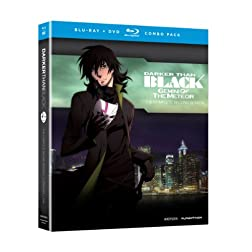 Darker Than Black: Complete Season 2 Box Set (Blu-ray/DVD Combo)