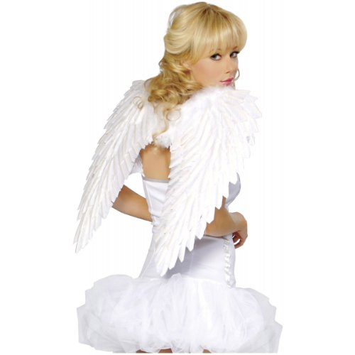 Feather Wings Costume Accessory