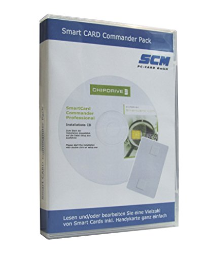 Smart Card Commander Pack - CHIPDRIVE