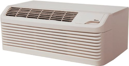 Amana Ptc123G35Cxxx 12,000 Btu Packaged Terminal Air Conditioner With 3.5 Kw Electric Heater And Digismart Control System And Sea Coast Corrosion Protection