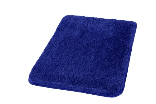 Kleine Wolke Of Germany, Luxury Bath Rug / Mat, Large Size, Relax Range, 60 X 100 Cm, Atlantic Blue