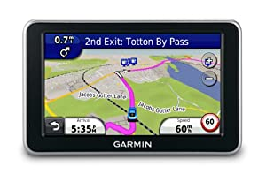 Garmin nuvi 2370LT 4.3-Inch Bluetooth Portable GPS Navigator with Maps of North... by Garmin