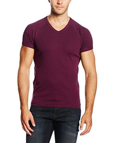 Mavi T-Shirt Manica Corta [Viola Scuro]