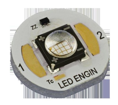 High Power Leds - Single Color Uv 365Nm-370Nm Emitter W/Mini-Board