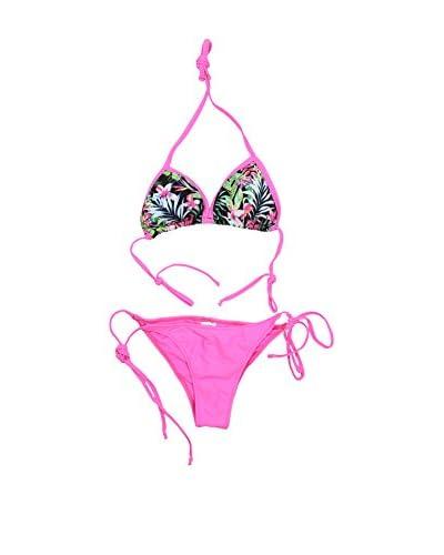4giveness Bikini  [Fucsia/Verde]