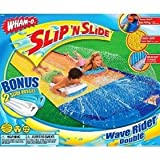 Slip d Slide:Wham-O slide 'N slip [Double influx Rider w/ 2 slip Boogie]