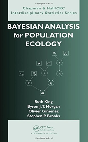 Bayesian Analysis for Population Ecology (Chapman & Hall/CRC Interdisciplinary Statistics)