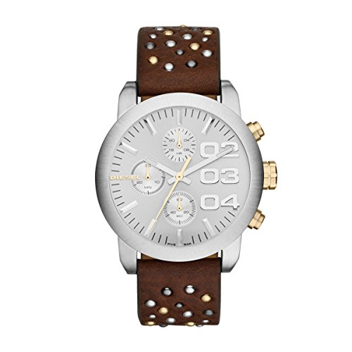 Diesel Diesel Chronograph Silver Dial Men's Watch - DZ5433