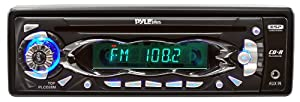 PYLE PLCD28M AM FM Receiver Auto Loading CD  MP3 Player by Pyle