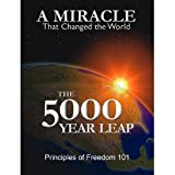 img - for The 5000 Year Leap [8 CDs][Audiobook] (Audio CD) book / textbook / text book