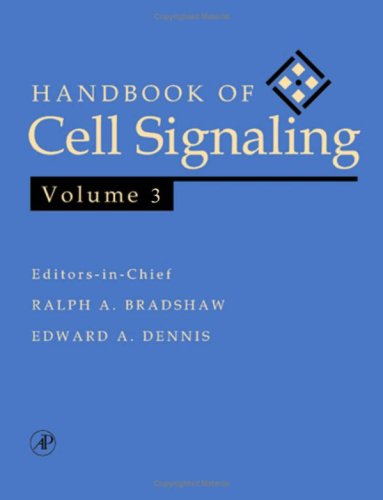 Handbook of Cell Signaling