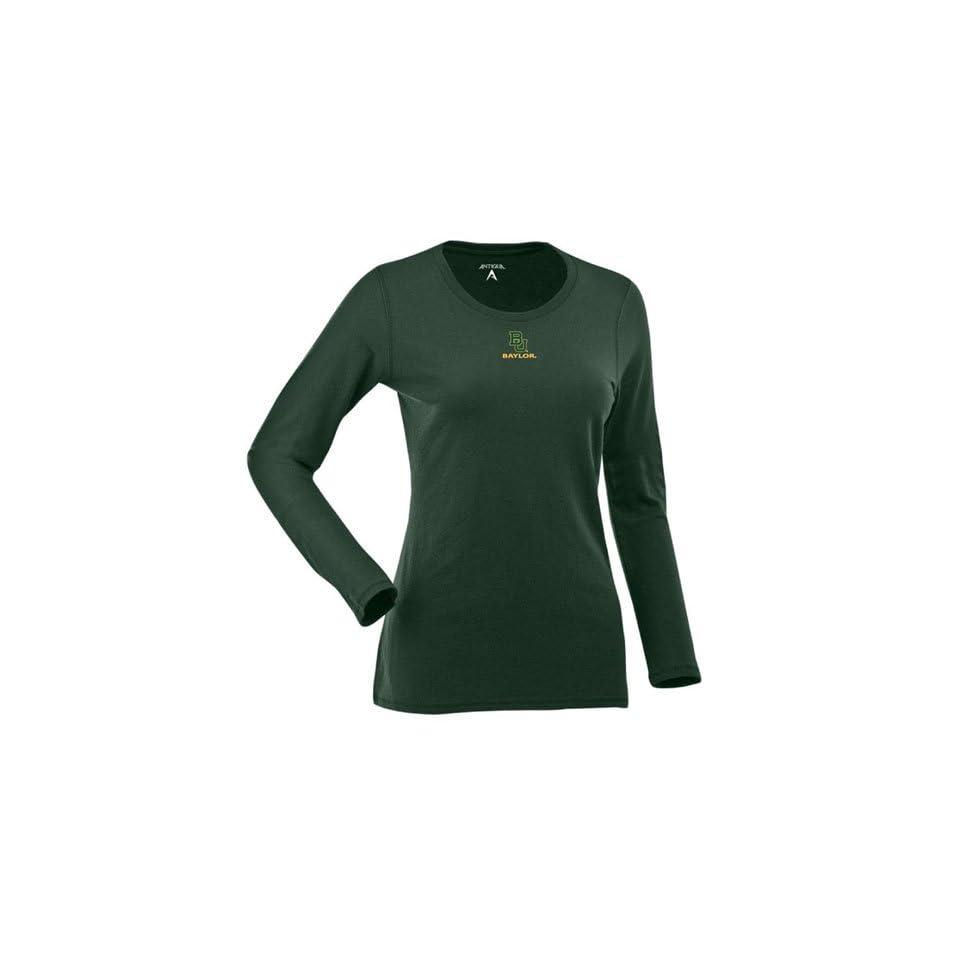 Baylor Womens Relax Long Sleeve Tee (Team Color)