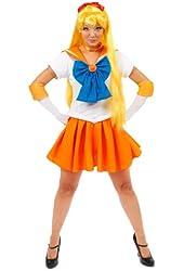 Sailor Moon Venus Teen Costume