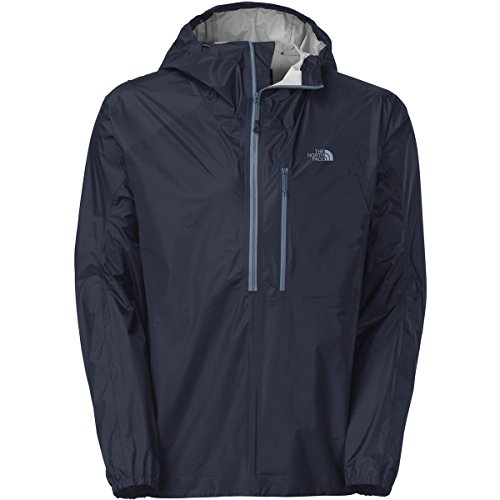 The North Face Fuseform Cesium Anorak for Men (Medium, Cosmic Blue Fuse)