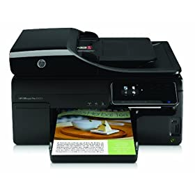 HEWCM755A - Officejet Pro 8500A Wireless All-in-One Inkjet Printer with Fax