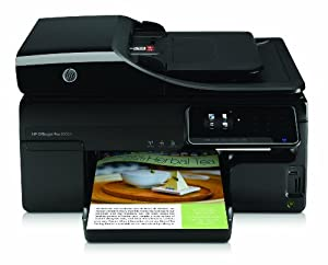 HP OfficeJet Pro 8500 e-All-in-One Imprimante multifonctions jet d'encre couleur 35 ppm Ethernet PictBridge Wireless USB 2.0