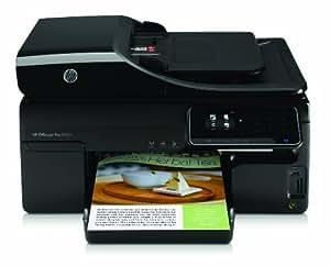 HP OfficeJet Pro 8500 e-All-in-One Imprimante multifonctions jet d'encre couleur 35 ppm Ethernet PictBridge Wireless USB 2.0