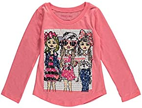 Collette Lilly Little Girls39 quotFashion Trioquot Top