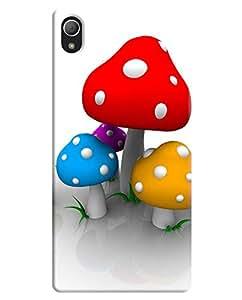 FurnishFantasy 3D Printed Designer Back Case Cover for Sony Xperia Z3,Sony Xperia Z3 Dual