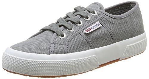 Superga - Sneaker 2750 Cotu, Unisex adulto, Grigio (Grau (Grey Sage M38)), 44.5