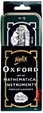 Helix Oxford - Juego de accesorios para matemática (estuche metálico)