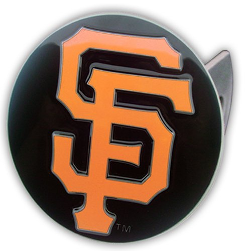 San Francisco Giants Trailer Hitch Cover