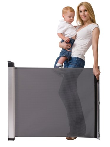 Retractable Kiddyguard Avant Baby Gate front-945496