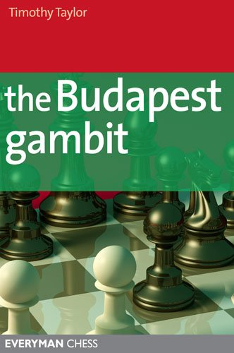 The Budapest Gambit, by Timothy Taylor