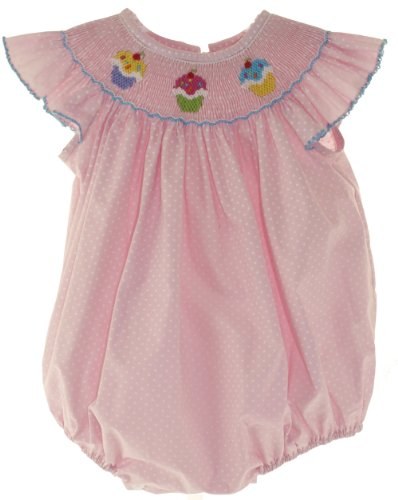 Smocked Infant Clothing