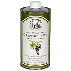 La Tourangelle, Oil Grapeseed, 16.9-Ounce (6 Pack)