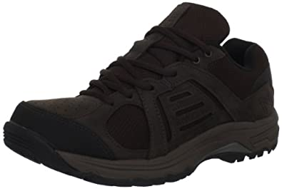 New Balance Men's MW959 Country Walking Shoe,Brown,15 4E US