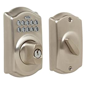 Mechanical Combination Door Lock Hardware