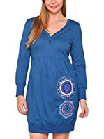 ZZ_HHG Vestido (Azul)