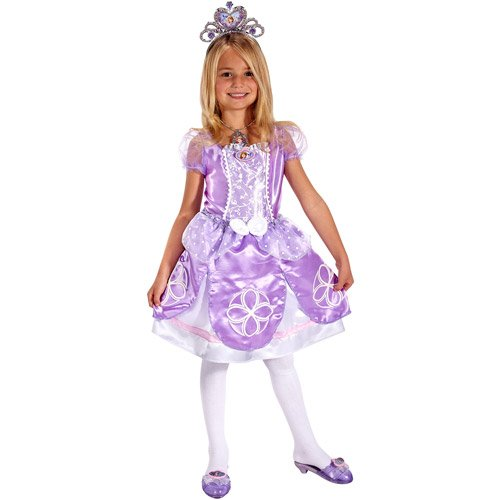 Sofia the First Magical Transforming Dress