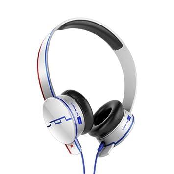Sol Republic Tracks Anthem Casque Audio Arceau avec Microphone Blanc