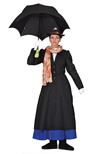 Mary Poppins Costume- Theatrical Quality
